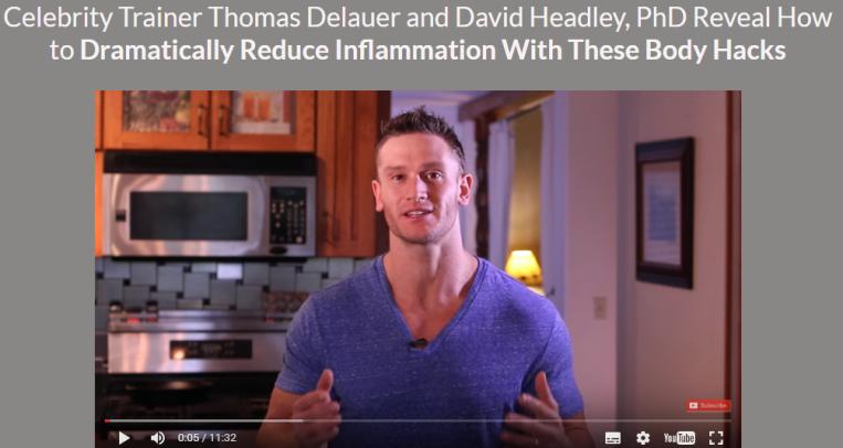 Reduce Inflammation - Thomas Delauer and David Headley