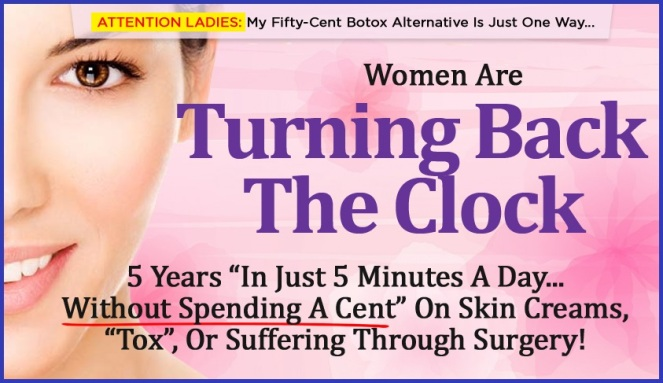 Look 5 Years Younger In Minutes Never Leave Home