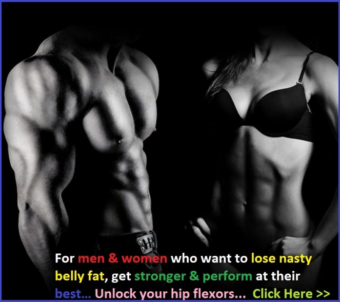 Lose nasty belly fat permanently for men and women