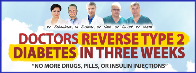 Reverse type 2 diabetes without drugs Pills Or Insulin Injection